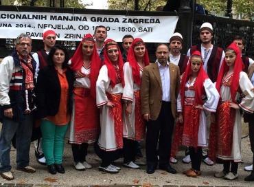 Shqiptaret ne kroaci